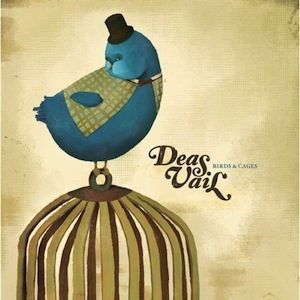 Birds & Cages by Deas Vail