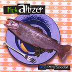 Blue Plate Special by Rick Altizer
