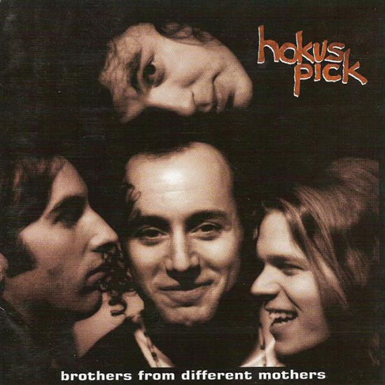 Brothers From Different Mothers by Hokus Pick
