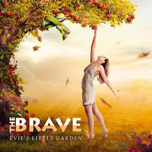 The Brave Evie's Little Garden