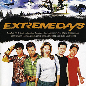 Extreme Days Soundtrack by East West