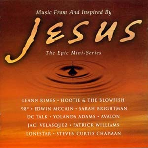 Jesus TV Soundtrack by DC Talk