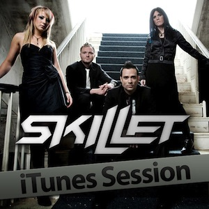 Skillet - iTunes Session by Skillet