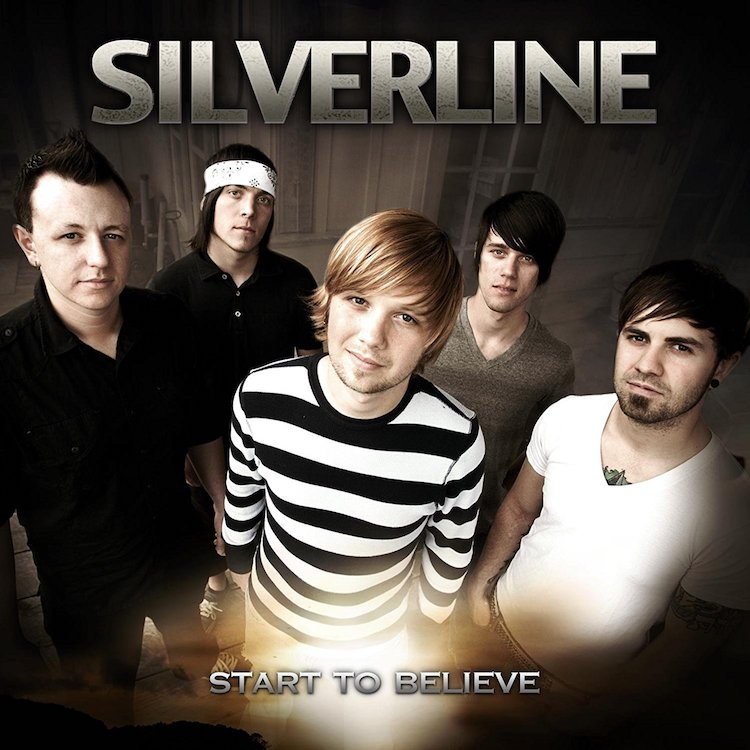 Start To Believe EP by Silverline
