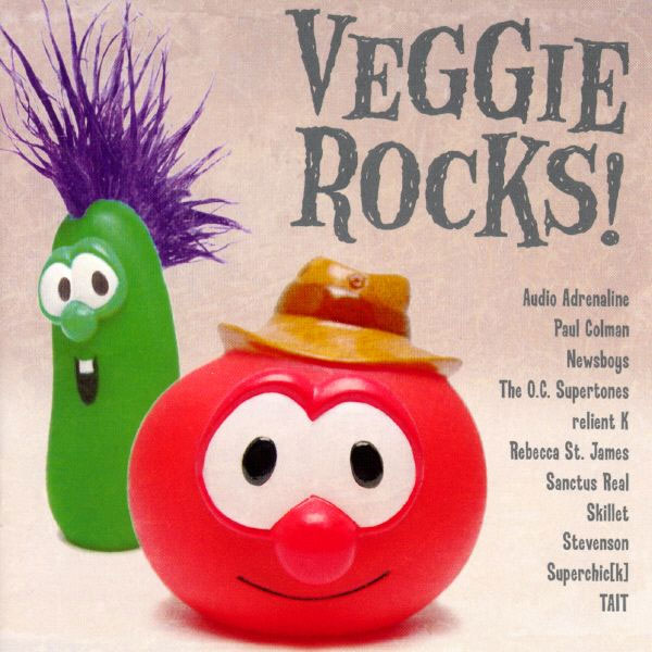Veggie Rocks by Sanctus Real