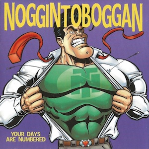 Your Days Are Numbered by Noggintoboggan